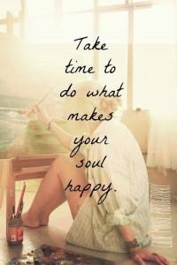 Soul Happy by Chloe Moore